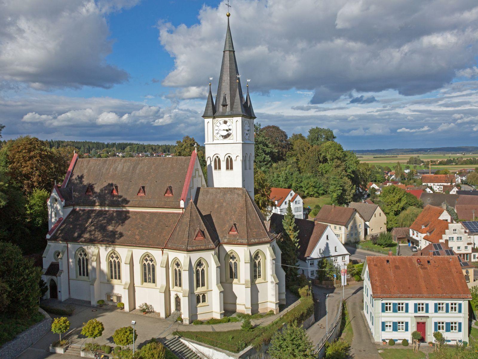 Katholische Kirche Neugraben